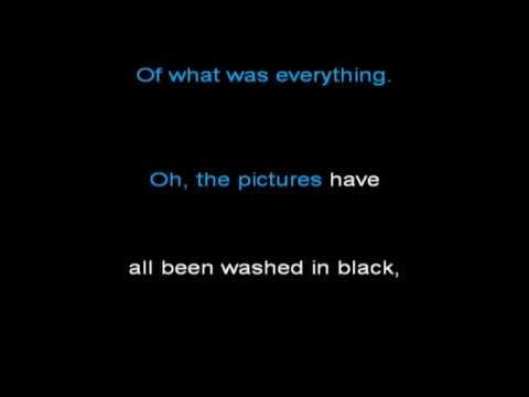 [Seattle] Pearl Jam: Black Karaoke