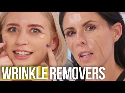 Testing At-Home Wrinkle & Stretch Mark Removers! (Beauty Break)