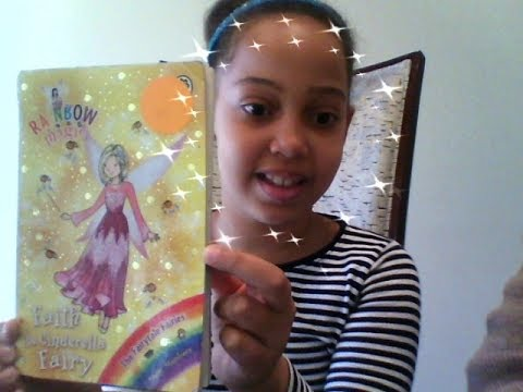 """Faith the Cinderella Fairy"" by Daisy Meadows"