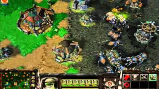 Lets Play Warcraft 3: Friendly Friends With Grunts