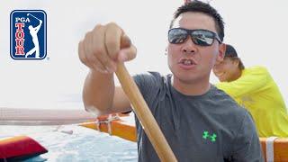 Sailing with Xinjun Zhang