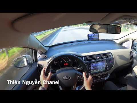 Cầm lái Kia RIO 2016 nhập khẩu | Đối thủ Hyundai Acent | Thiện Nguyễn Chanel
