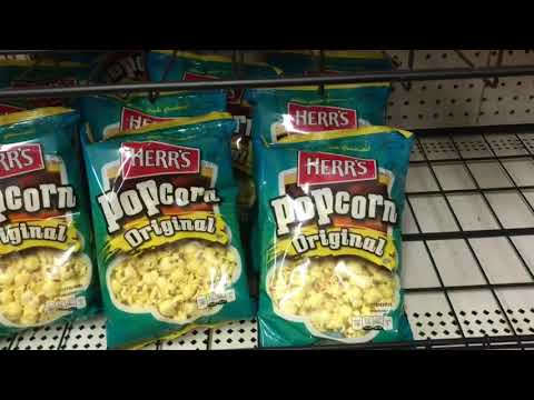 Check Out Dover Delaware Dollar Tree (Tater Tots & Lots of Herr's)