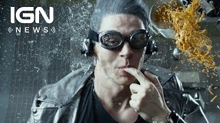 "X-men Apocalypse: Quicksilver to Get ""Bigger, Longer, More Detailed"" Scene - IGN News"