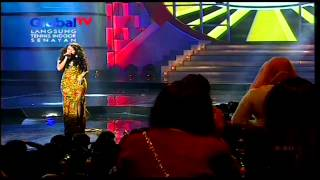 ZASKIA GOTIX [Bang Jono] Live At Global Seru Awards 2014 (23-04-2014) Courtesy GLOBAL TV