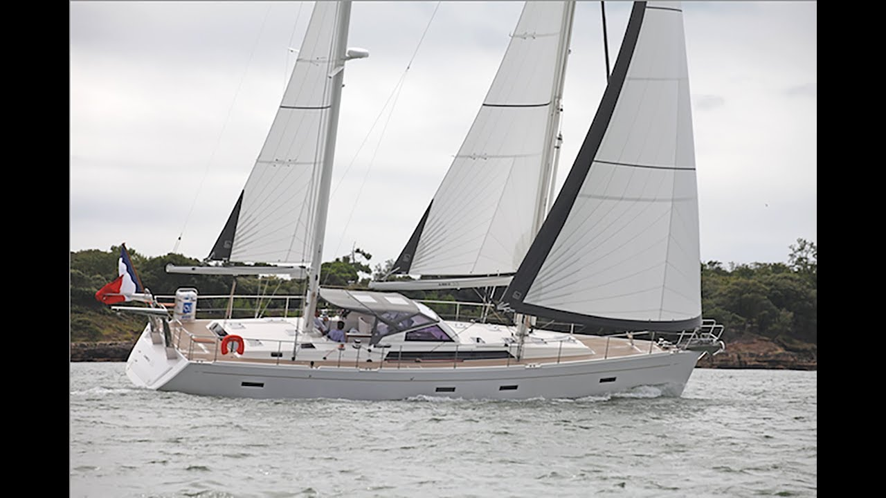 New Amel 55 - review and test - Sailing Today