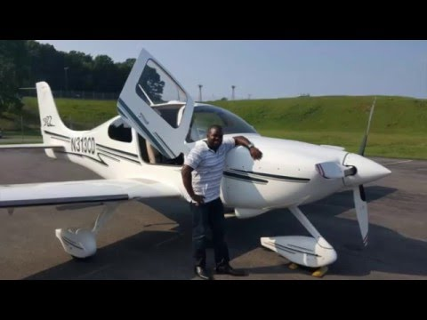 A Nigerian Pilot's Journey Around the World