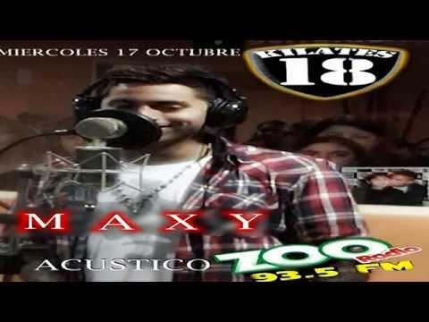 •18 Kilates    Acústico      En Vivo ◘ Zoo Radio ◙ ○2012