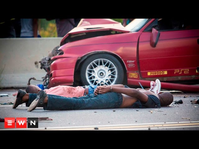 Police arrest 4 in South Africa, Grayston shootout