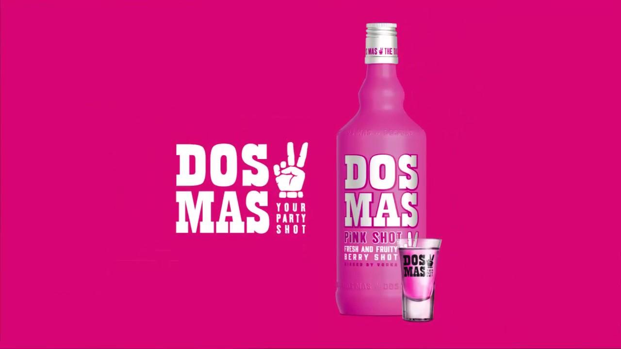 Dos mas pink shot youtube - Dos mas dos ...