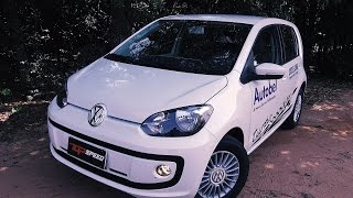 Avaliação VW UP TSI - TURBO (Canal Top Speed)