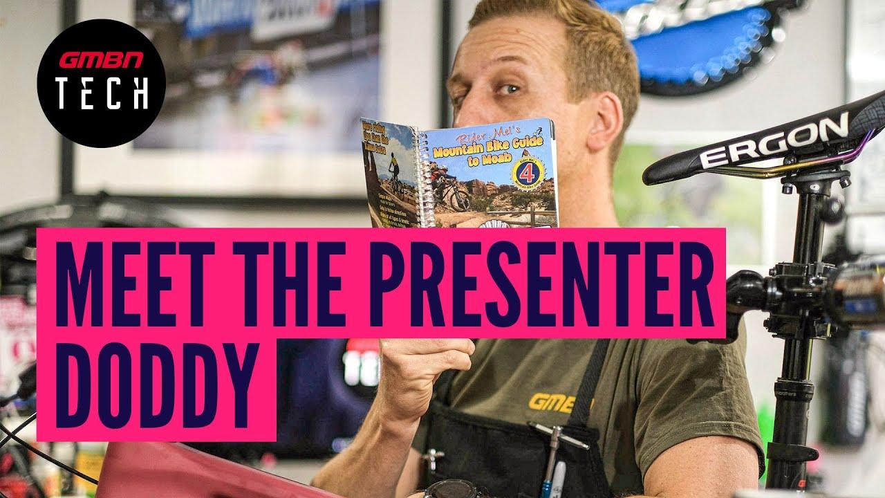 Meet Andrew 'Doddy' Dodd | GMBN Tech Presenter & Lifelong MTB Industry Journalist