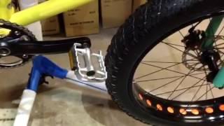 Canrdly Treadlies Fat Bike
