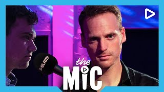 Giel de Winter: 'Als er iemand stopt, dan ben ik het' - The Mic | SLAM!