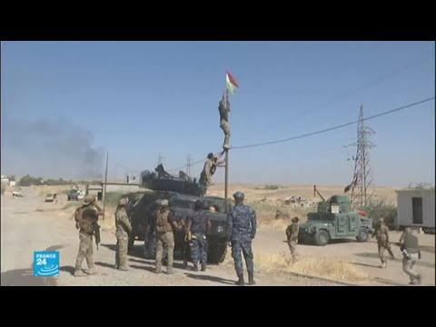 تقرير سيطرة القوات العراقية على الحقول النفطية في كركوك  - نشر قبل 3 ساعة