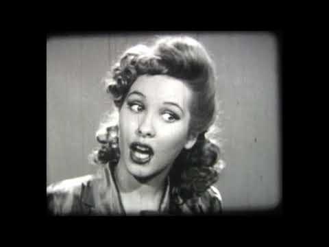 When It Rains (1943) - Penny Edwards