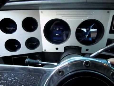 1988 Chevy k5 Blazer 350 TBI Holley 670cfm - YouTube