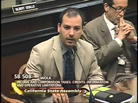 Assembly Revenue and Taxation Committee  6/13/2011