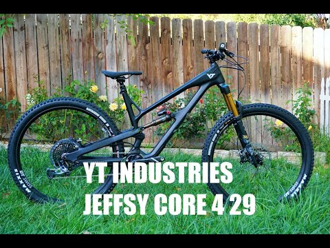 2021 YT INDUSTRIES JEFFSY CORE 4 29 UNBOXING, BUILD, AND BEGINNER TIPS