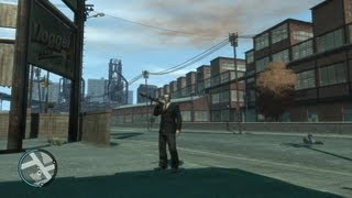 GTA IV: Get on the Bus for a little adventure