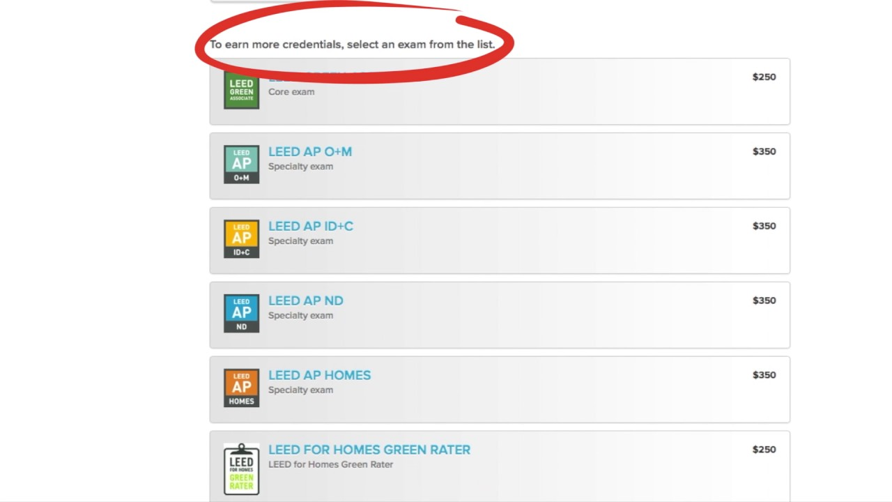 Manage your leed credential on usgbc youtube manage your leed credential on usgbc xflitez Gallery