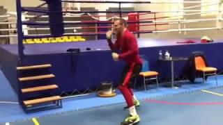 Специальная физическая подготовка Дмитрий Кудряшов