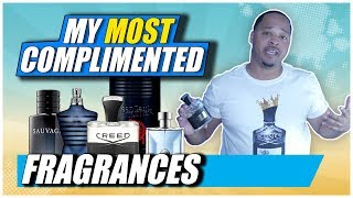 My Top 10 Most Complimented Fragrances
