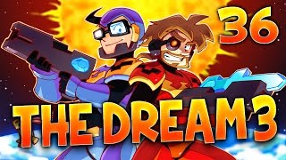 THE DREAM 3 - Ep.36 - OUI-OUI ET LES CAFARDS  ! - Minecraft Survie MODS