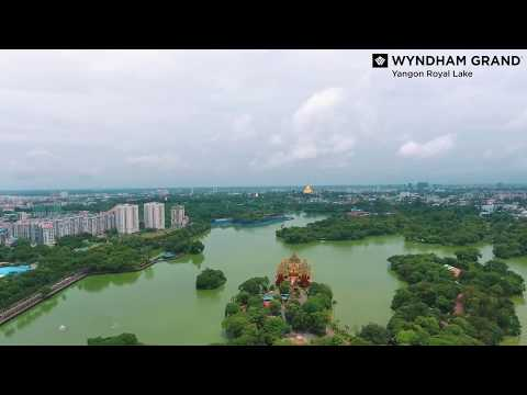 Wyndham Grand Yangon Royal Lake Hotel