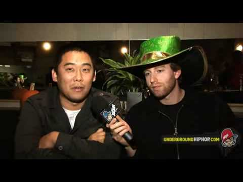 David Choe - Interview Pt. 1 (Live At The Good Life - Boston, MA - 11/27/07)