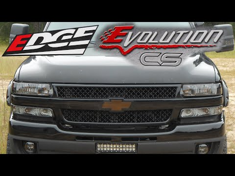 "02 Duramax Edge CS Programmer Install and Review ""Awesome"""