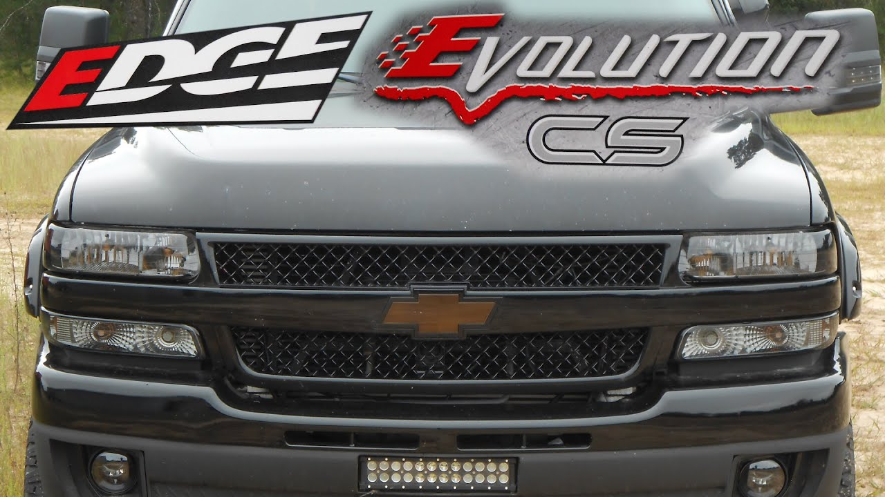 """02 Duramax Edge CS Programmer Install and Review """"Awesome"""""""
