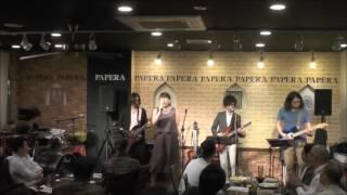 大石三希 LIVE - 歌祭~Supernova festa vol.48@新宿PAPERA(2017.4.22) ...