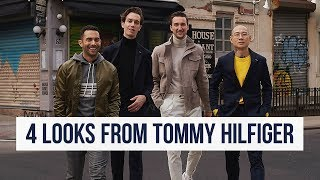 4 Very Different Tommy Hilfiger Outfits | One Dapper Street