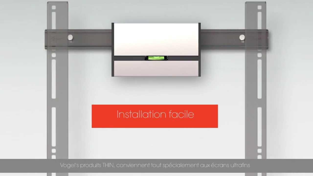 fixation tv mur placo accrochage dans plaque de pltre with fixation tv mur placo simple with. Black Bedroom Furniture Sets. Home Design Ideas