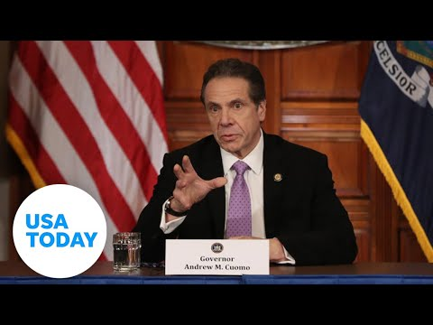 Gov. Andrew Cuomo holds news briefing in New York | USA TODAY