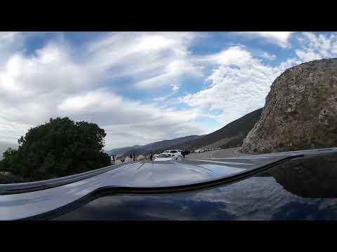 Big Sur Coastal Drive 360 footage