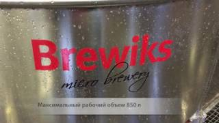 Мобильная пивоварня Brewiks 500
