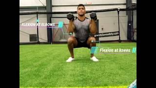 Squat Press Workout