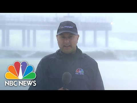Gulf Coast Braces For Historic Amounts Of Rain As Hurricane Sally Approaches | NBC News NOW