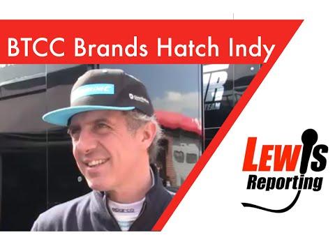 Jason Plato - Subaru TeamBMR debut at Brands Hatch Before Quali