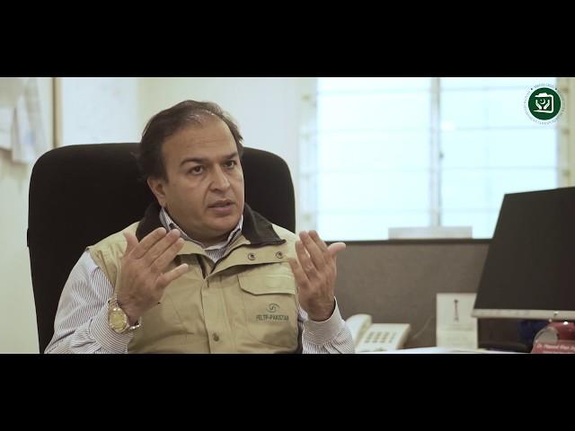 Briefing by Dr Aftab Kakar
