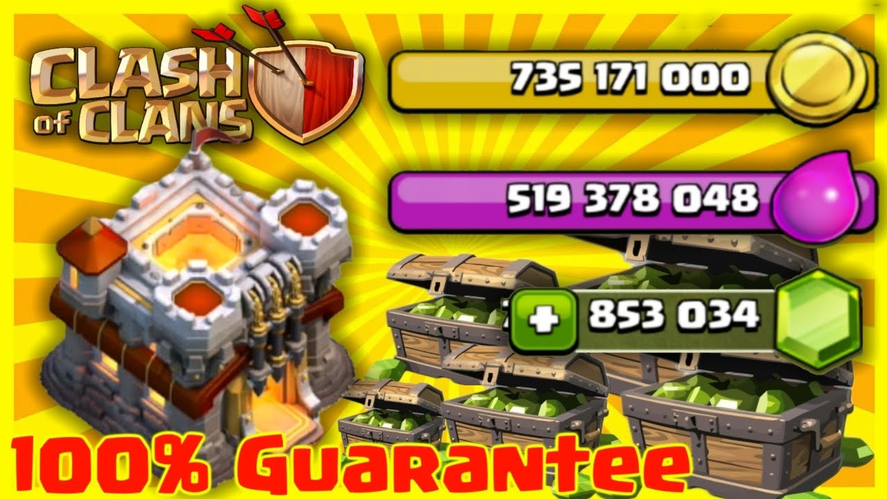unlimited gems in coc apk download