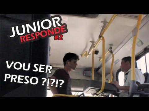 JUNIORRESPONDE2SERÁ QUE VOU PRESO ?? ft: Mencoaq