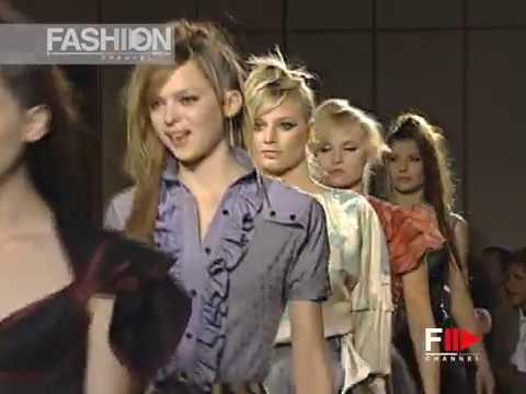 ZAC POSEN Fall 2003 2004 New York - Fashion Channel