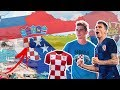 VLOGGING IN CROATIA Before the World Cup!