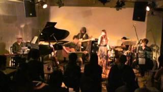 Megumi watada live 11/4/13~Breathing time~@otokura in Shimokitazawa...
