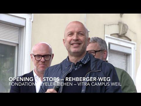 24 Stops Rehberger-Weg