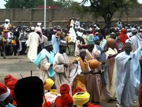 Eid Durbar In Yola, Nigeria