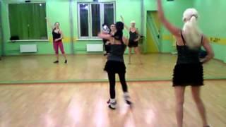 Схема танца ча-ча-ча